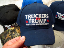 TRUCKERS for TRUMP - 2020 Keep America Great Hat