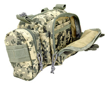"Lost Woods Military Detachment Pack - ACU Digital Camo - 13.5"" x 3.5"" x 6.5"""