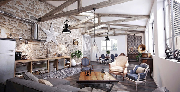 rustic home decor