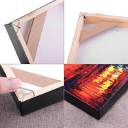 "32""(80cm) Easy DIY Wooden Frame For Oil Paintings, Canvas Posters and Prints"
