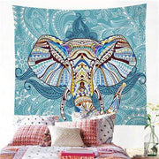 Bohemian Elephant Tapestry 4 Tapestry