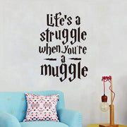 Harry Potter Quote Wall Sticker Wall Sticker