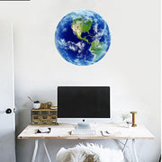"Luminous Earth Wall Sticker 12"" (30cm) Wall Sticker"