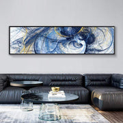 Modern colorful Abstract lines Art Oil Painting Oil Painting