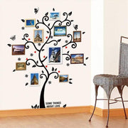 "Photo Frame Tree Wall Sticker 48""x40"" Wall Sticker"