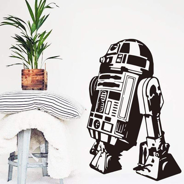 R2 D2 Wall Sticker Wall Sticker