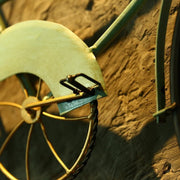 Retro Bike Wall Clock Accessories
