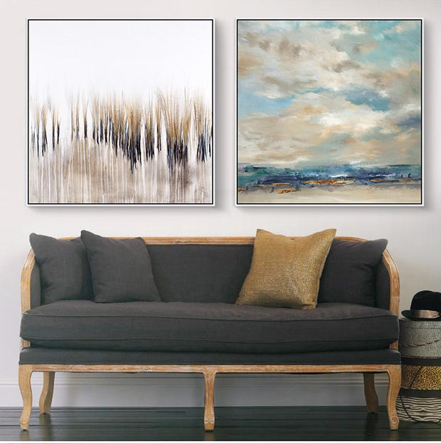 Scenery Abstract Wall Art Poster For Wall Decor Canvas
