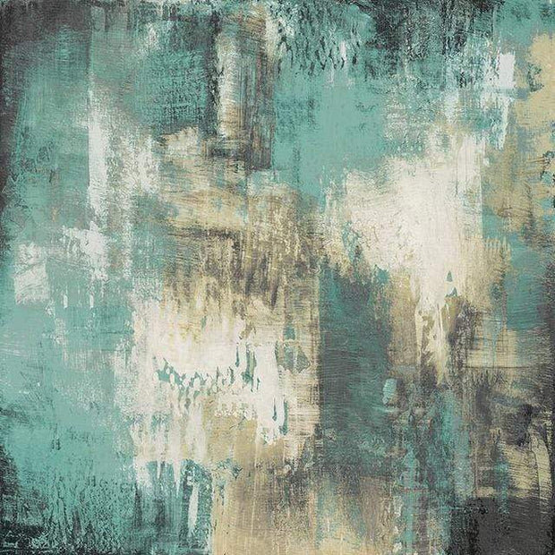 "Scenery Abstract Wall Art Poster For Wall Decor 12""x12"" (30x30cm) / C Canvas"