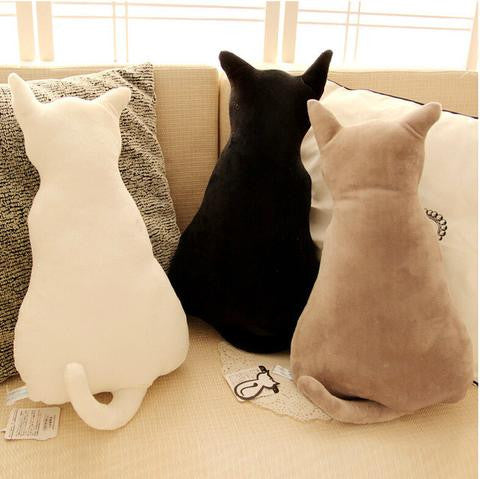 CUDDLY CAT CUSHION (50% OFF TODAY) + FREE SHIPPING