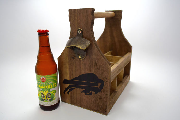 Buffalo Bills Beer Caddy By Imagine Buffalo Design