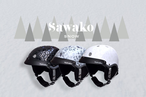 Madison Ski helmets trio