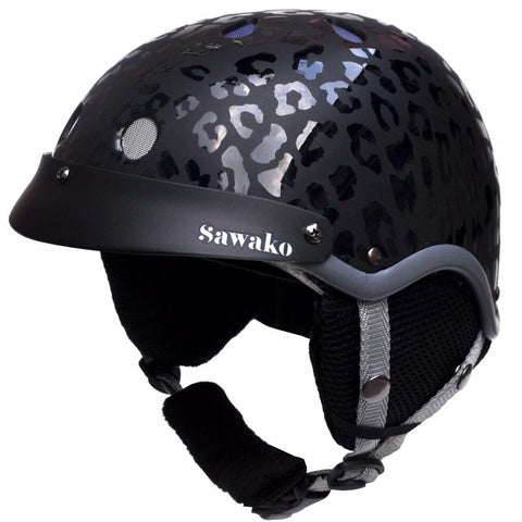 Ski snowboard helmet madison black