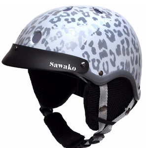 Ski snowboard helmet madison grey