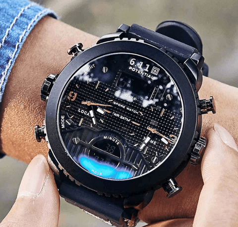 Big Led Digital Watch | 4 Colors-DepotClick