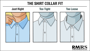 Dress Shirt Collar Fit Blog DepotClick