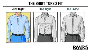 Dress Shirt Torso Fit Blog DepotClick