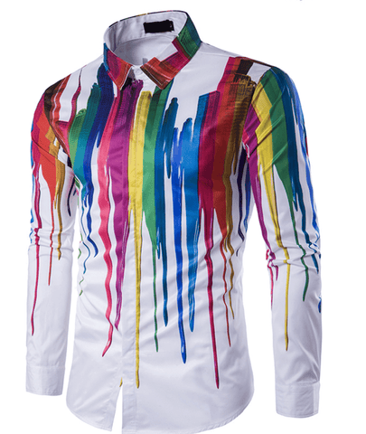 Shirt Splash-Multicolor DepotClick