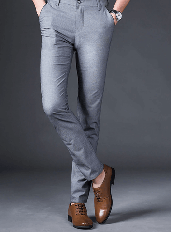 Pants Business| Casual| Slim Fit Trousers1 DepotClick