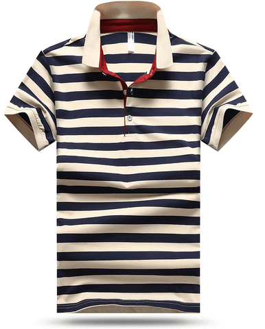 Polo Summer Striped -Depotclick