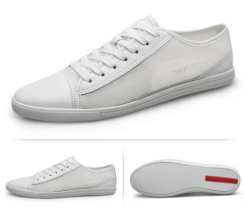 Summer Breathable Sneakers Shoes-Depotclick