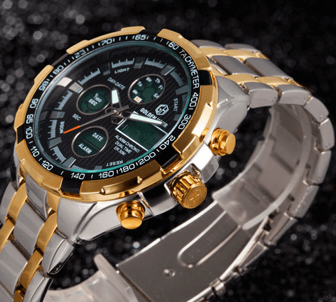 Watches-Quartz| Full Steel|Gold DepotClick
