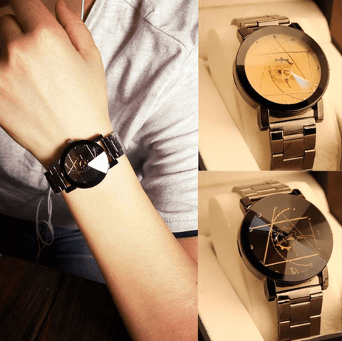 Watches Da Vinci Fashion  | Stainless Steel DepotClick