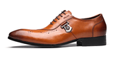 Shoes Brogue |Italian Designer|Black-Brown