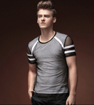 T Shirt Double Yarn | Slim