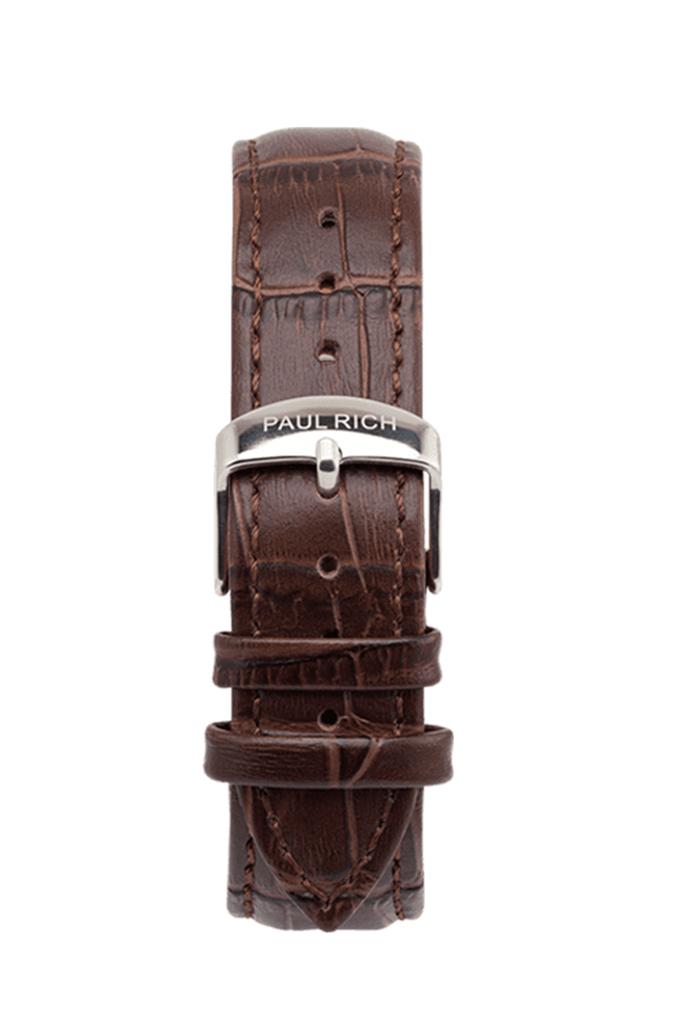 Chrono Brown Leather