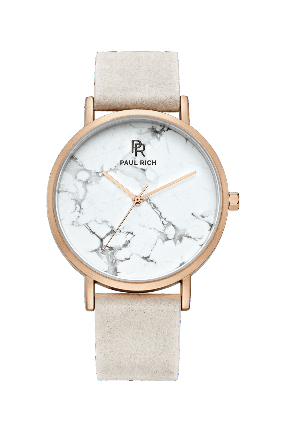 Rome White Rose Gold
