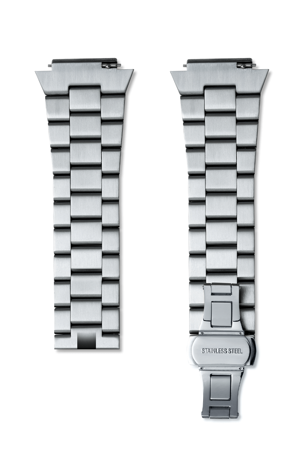 Signature/Star Dust Steel Watchband - Silver