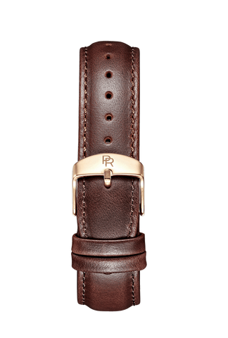 Hamptons Brown Leather