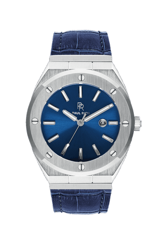 Deep Dive - Ocean Blue Leather