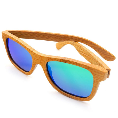 Womens Wooden Sunglasses | Handmade  Bamboo Shades Ladies | Polarized Lens