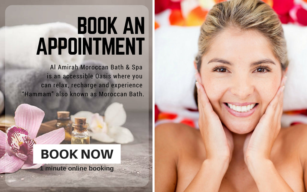 BOOK A MASSAGE APPOINTMENT