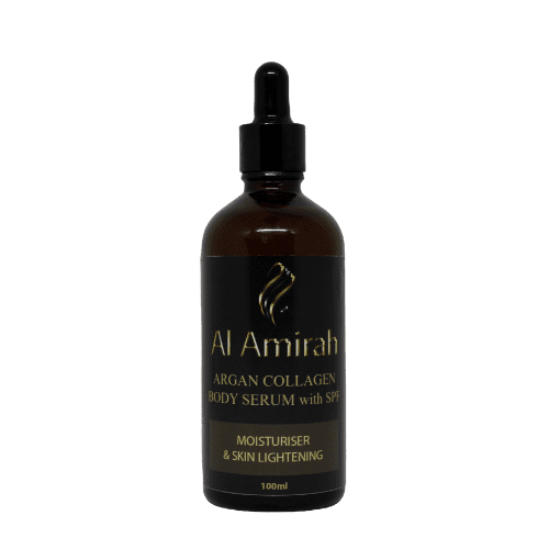 Argan Collagen Serum with SPF45 100ml