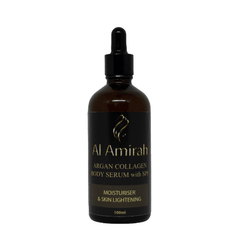 Al Amirah Argan Collagen Serum with SPF45 100ml Al Amirah Serum alamirahskincare