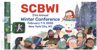 SCBWI 2020 Winter Conference Feb 7-9th in New York City!