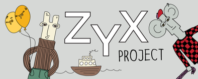 ZYX Project from The MoMeMans by Monica Escobar Allen