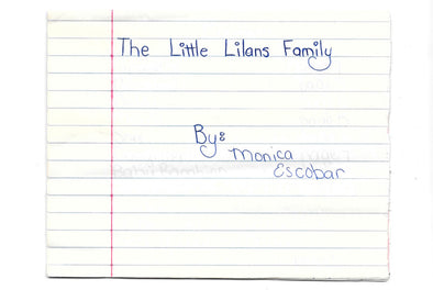 The Little Lilans Family by Monica Escobar [Allen]