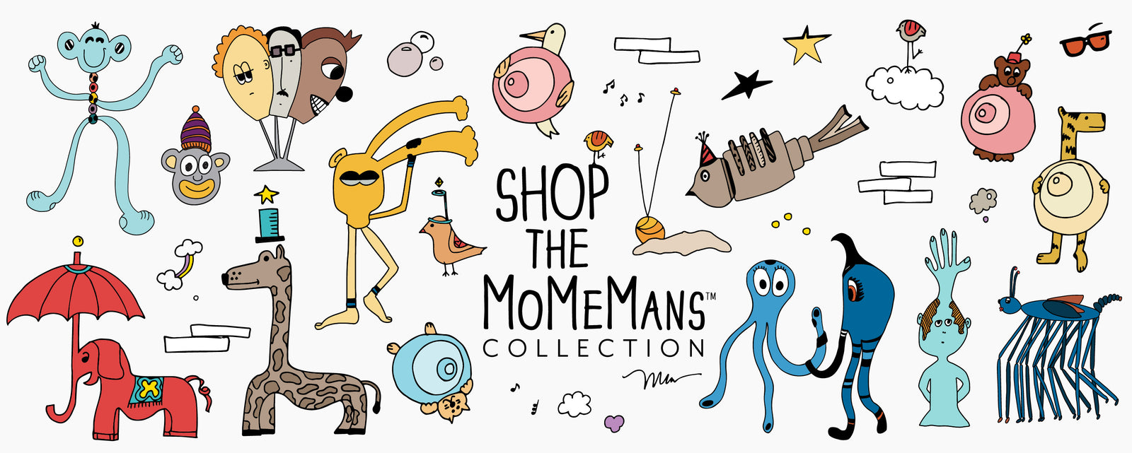 The MoMeMans Collection