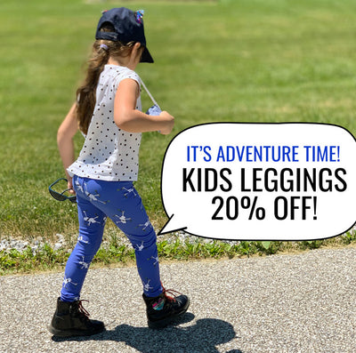 Little Kids Leggings The MoMeMans