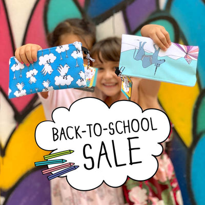 The MoMeMans® Back-to-School Sale