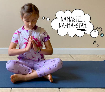 The MoMeMans Kids Leggings! Kid Yoga Pants, Stay-at-Home-and-Play Pants! Made in the USA.