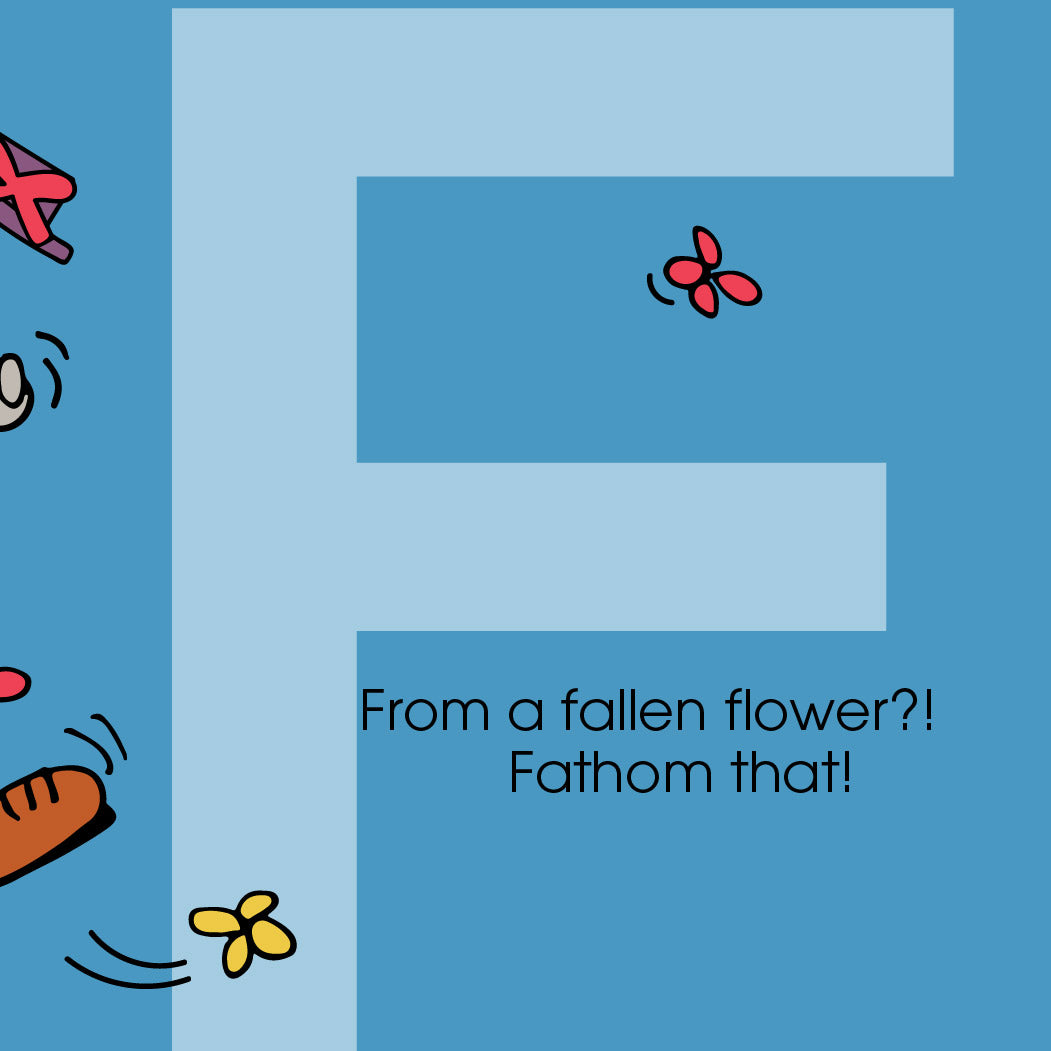 The MoMeMans® ZYX Project: Alliterative Tales from Z to A. Letter F: Fancy Franny by Monica Escobar Allen. Learning the ABCs for Babies and Tots.