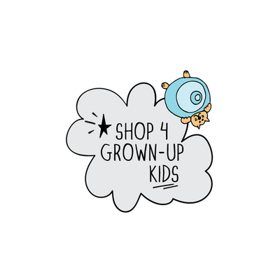 Shop for Grown-Up Kids with The MoMeMans™
