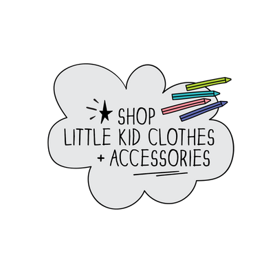 The MoMeMans® Shop Little Kid Clothes + Accessories