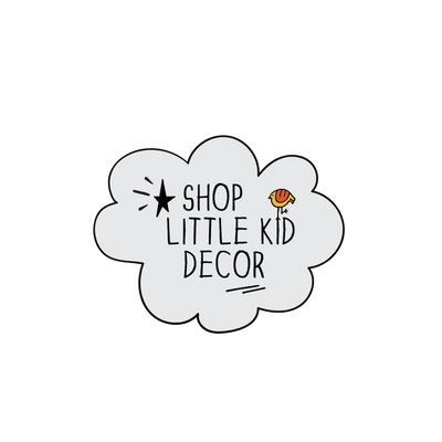 Shop Little Kid Decor with The MoMeMans™