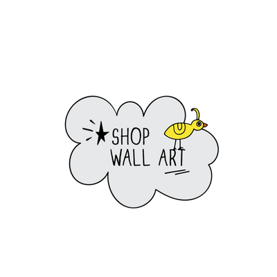 Shop Wall Art with The MoMeMans™